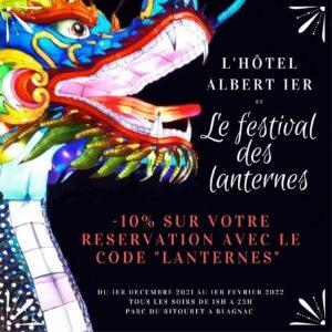 Le Festival des Lanternes – Offre exclusive